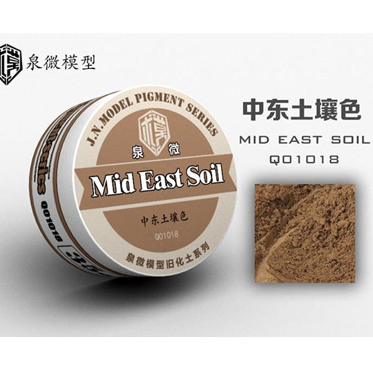 GUNDAM WEATHERING TOOLS MID EAST SOIL 35ML