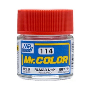 MR.COLOR 114 RLM23 RED (SEMI GLOSS) 10ML
