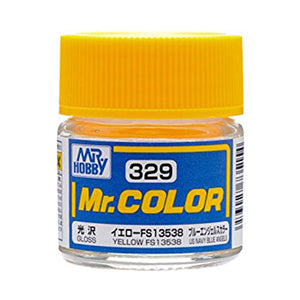 MR.COLOR 329 YELLOW FS13538 (GLOSS)10ML