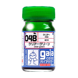 GAIA PAINT 048 CLEAR GREEN 15ml