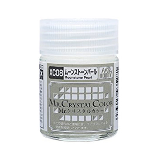 MR. CRYSTAL COLOR XC08 MOONSTONE PEARL 18ml