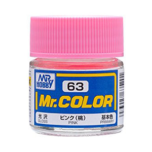 MR.COLOR 063 PINK (GLOSS) 10ML