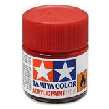 ACRYLIC MINI PAINT X-7 RED 10ML