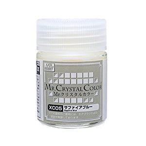 MR. CRYSTAL COLOR XC05 SAPPHIRE BLUE 18ml