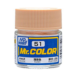 MR.COLOR 051 FLESH (SEMI GLOSS) 10ML