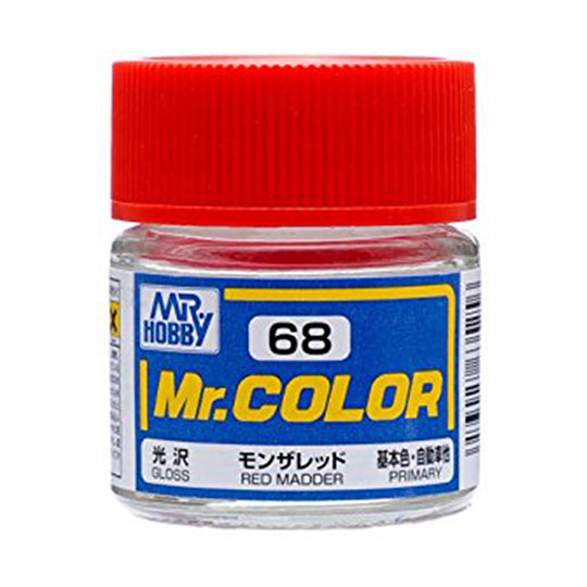 MR.COLOR 068 RED MADDER (GLOSS) 10ML