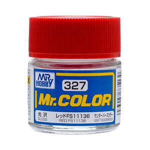 MR.COLOR 327 RED FS11136(GLOSS)10ML