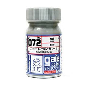 GAIA PAINT 072 NEUTRAL GREY II 15ml