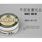 GUNDAM WEATHERING TOOLS DRY MUD 35ML