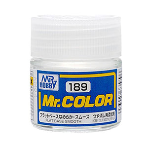 MR.COLOR 189 FLAT BASE SMOOTH (FLAT) 10ML