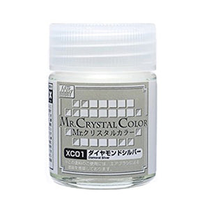 MR. CRYSTAL COLOR XC01 DIAMOND SILVER 18ml