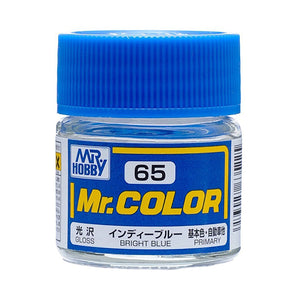 MR.COLOR 065 LIGHT BLUE (GLOSS) 10ML