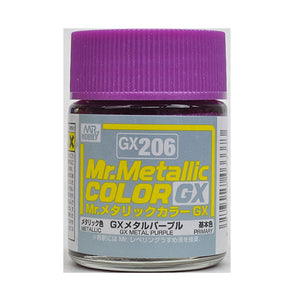 MR.COLOR GX206 GX METAL PURPLE (METALLIC) 18ML