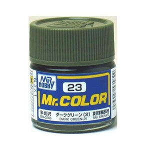 MR.COLOR 023 DARK GREEN (2) (SEMI GLOSS) 10ML