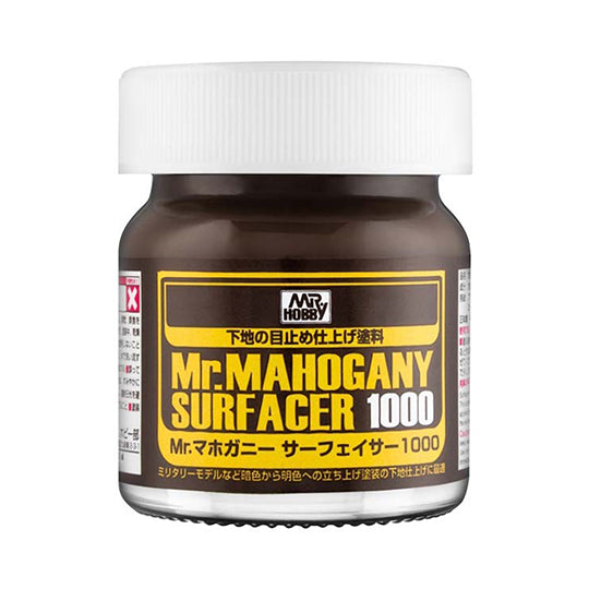 MR. MAHOGANY SURFACER 1000 40ML