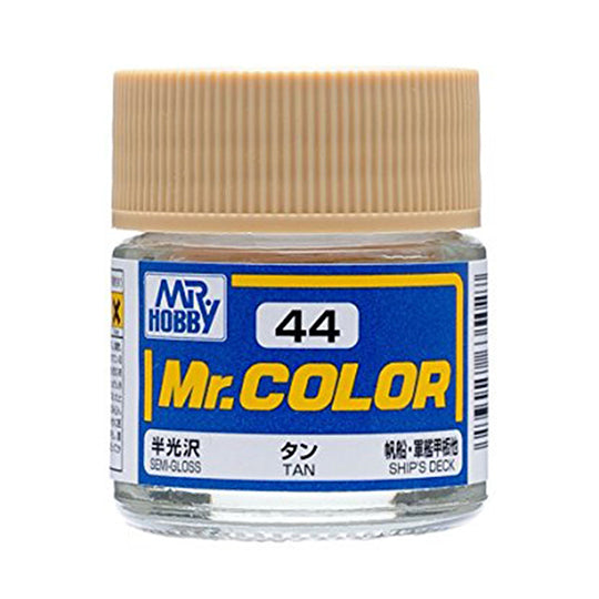MR.COLOR 044 TAN (SEMI GLOSS) 10ML