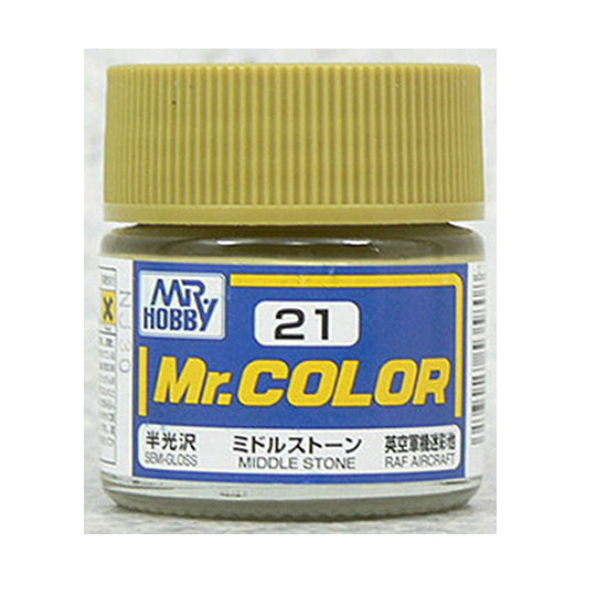 MR.COLOR 021 MIDDLE STONE 10ML