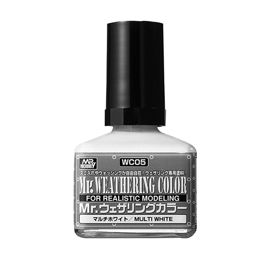 MR. WEATHERING COLOR WC05 MULTI WHITE 40ML