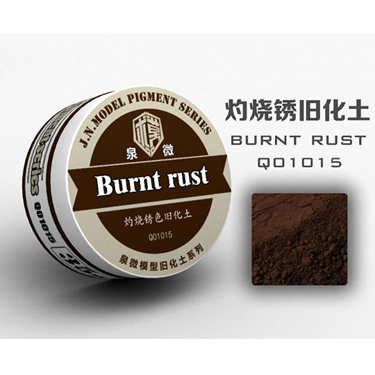 GUNDAM WEATHERING TOOLS BURNT RUST 35ML