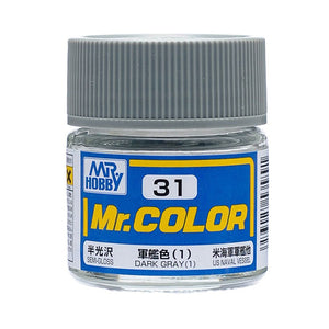 MR.COLOR 031 DARY GRAY (1) (SEMI GLOSS) 10ML