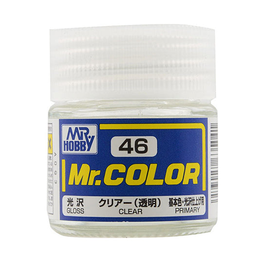 MR.COLOR 046 CLEAR (GLOSS) 10ML