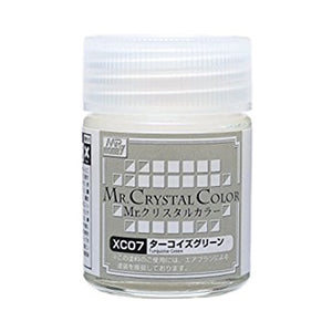 MR. CRYSTAL COLOR XC07 TURQUOISE GREEN 18ml
