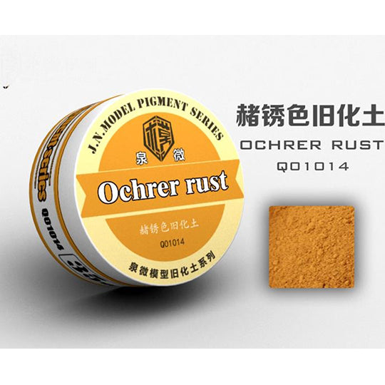 GUNDAM WEATHERING TOOLS OCHRER RUST 35ML