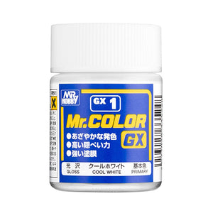 MR.COLOR GX1 COOL WHITE (GLOSS) 18ML