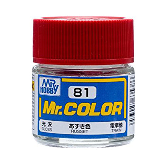 MR.COLOR 081 RUSSET (GLOSS) 10ML