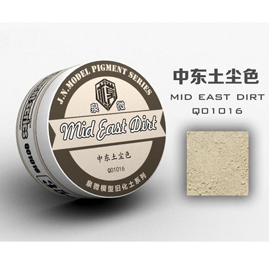 GUNDAM WEATHERING TOOLS MID EAST DIRT 35ML