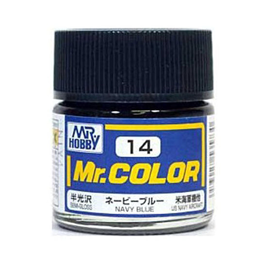 MR.COLOR 014 NAVY BLUE 10ML