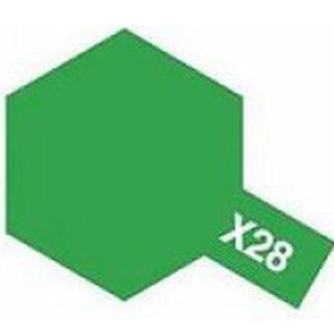 ACRYLIC MINI PAINT X-28 PARK GREEN 10ML