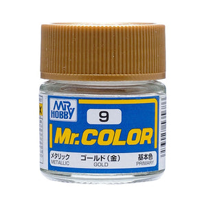 MR.COLOR 009 GOLD 10ML