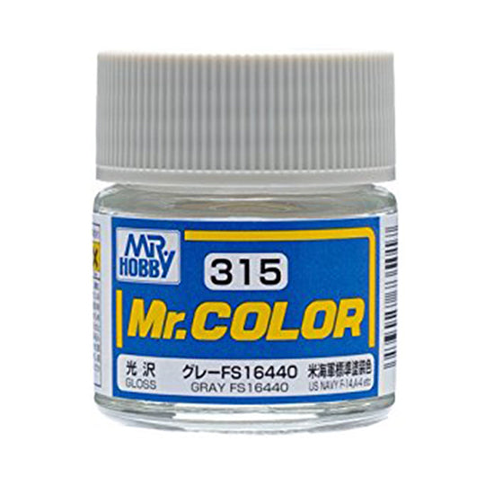 MR.COLOR 315 GRAY FS16440 (SEMI GLOSS)10ML