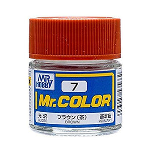 MR.COLOR 007 BROWN 10ML