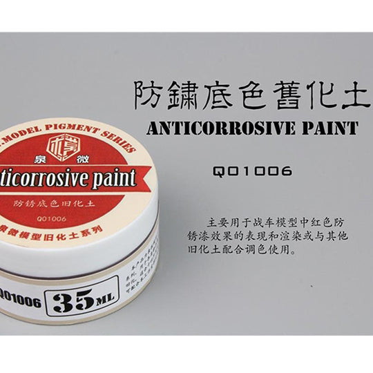 GUNDAM WEATHERING TOOLS ANTICORROSIVE PAINT 35ML