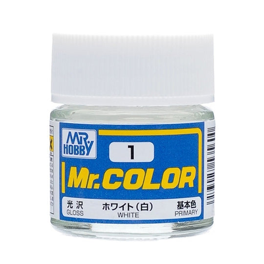MR.COLOR 001 WHITE 10ML