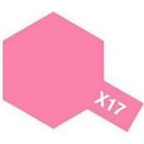ACRYLIC MINI PAINT X-17 PINK 10ML