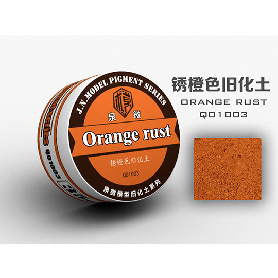 GUNDAM WEATHERING TOOLS ORANGE RUST 35ML
