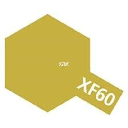 ENAMEL PAINT XF-60 DARK YELLOW 10ML
