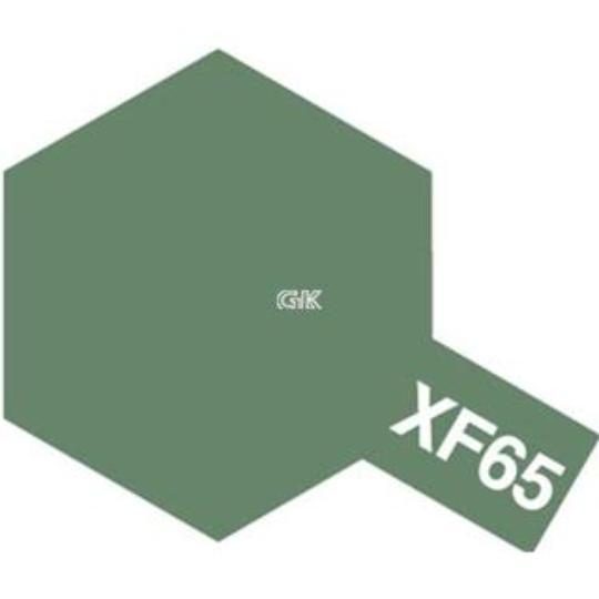ENAMEL PAINT XF-65 FIELD GREY 10ML
