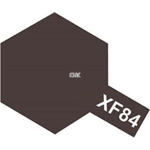ENAMEL PAINT XF-84 DARK IRON 10ML
