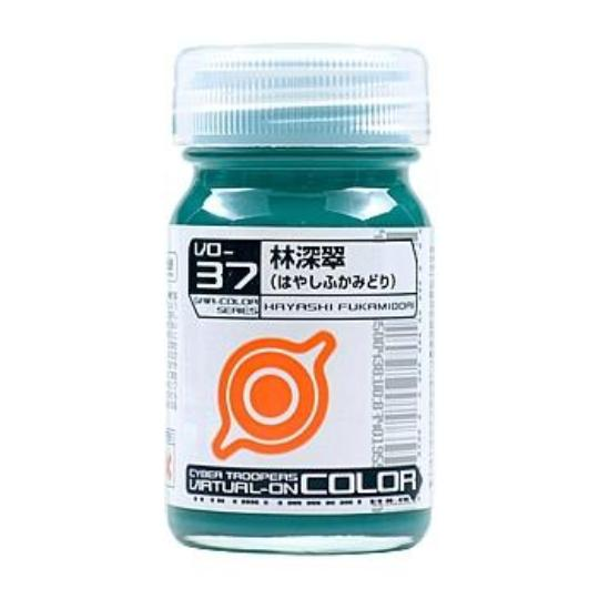 GAIA PAINT VIRTUAL-ON VO-37 HAYASHI FUKAMIDORI 15ml