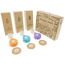 Load image into Gallery viewer, Restoration Handmade Spa Bath Gift Set made in USA by Bougie Bath