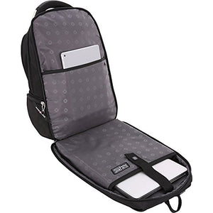 "SwissGear Travel Gear TSA Approved 15"" Laptop Backpack 5902 - (Black Cod) 
