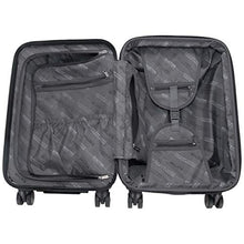 Load image into Gallery viewer, Kenneth Cole Reaction Reverb Hardsided 8-Wheel 3-Piece Spinner Luggage Set:
