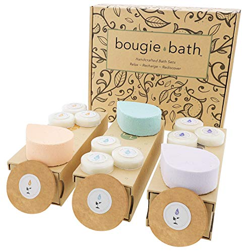 Restoration Handmade Spa Bath Gift Set made in USA by Bougie Bath