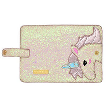 Load image into Gallery viewer, Unicorn Passport case and Luggage tag Gift US Pink Passport Cover