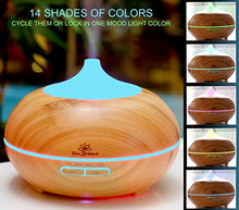 Load image into Gallery viewer, Zen Breeze Essential Oil Diffuser, 2019 Model Aromatherapy Diffuser