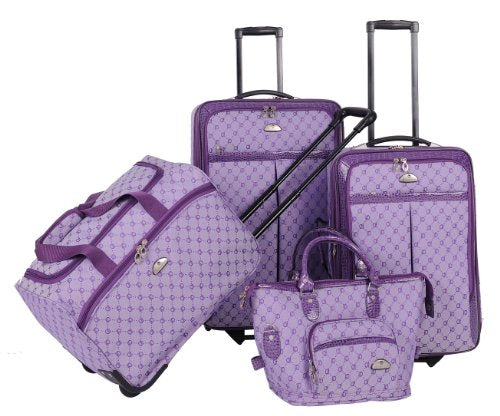 American Flyer Luggage Signature 4 Piece Set